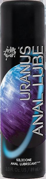 Wet Uranus Silicone Anal Lube 3oz