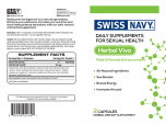 Swiss Navy Herbal Viva 2ct