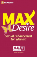 Max Desire Female Enhancement Formula 2pc