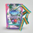 Experience CBD 90mg Rainbow Belts 3pc
