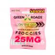CBD Edibles 25mg Froggies Sourz on the Go