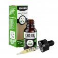 CBD Oil 550mg Sublingual