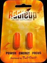 AddieUP Energy Dietary Supplement 2 Caps