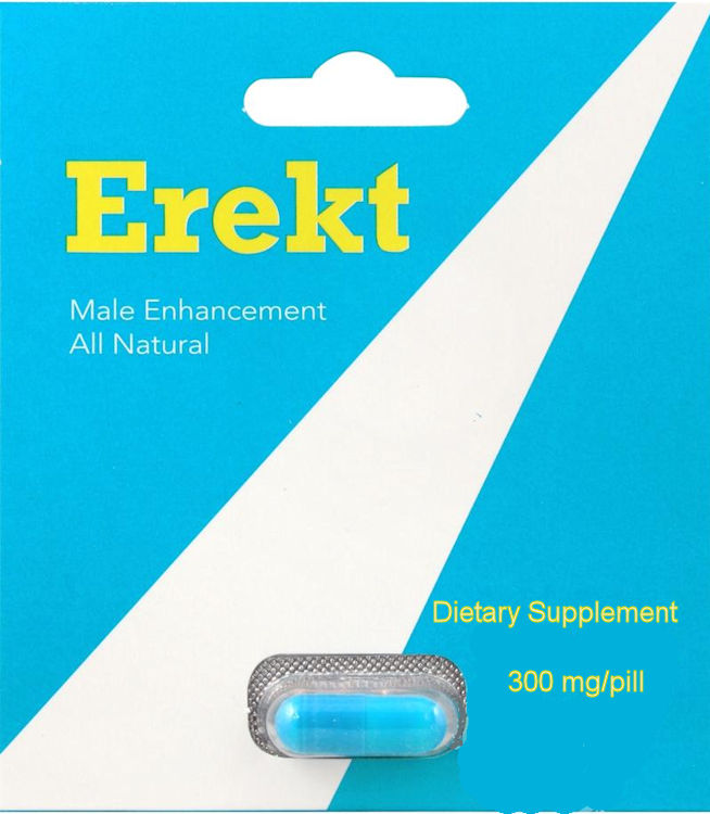 Erekt Male Enhancement 1 Pill Pack