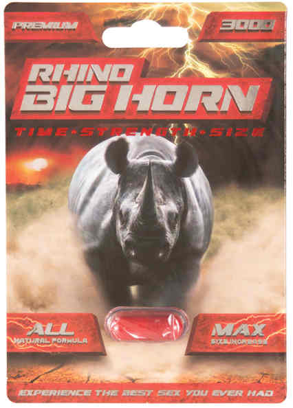 Rhino Big Horn 3000 1pc