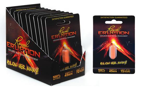 Royal Eruption Pill 1pc