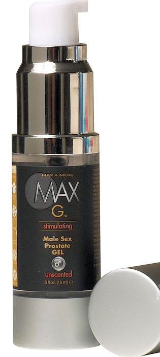 Max G Stimulating Male Sex Prostate Gell .5 Ounce